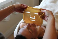 guldmaske ansigtsbehandling