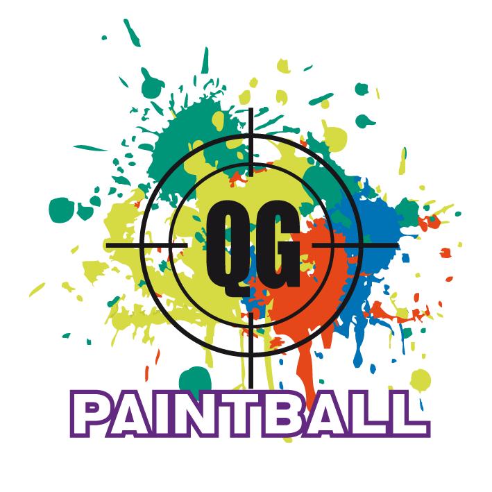Identité visuelle pour paintball