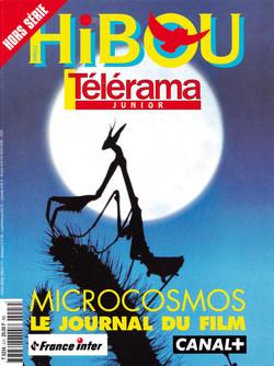 HIBOU & TÉLÉRAMA JUNIOR