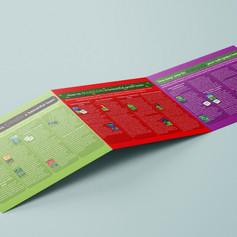 Lawncare Educational Leaflet Design