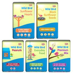 Bird Care Design Packaging Range
