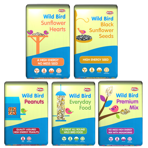 Bird Care Design Packaging Range