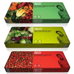 Jamie Oliver Packaging Artwork Range