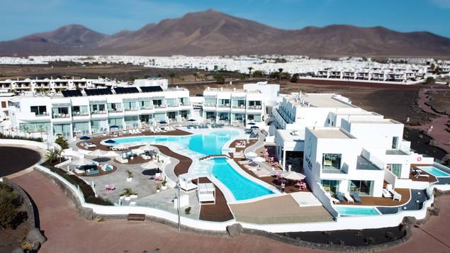 Aussenansicht La Cala Suites Hotel