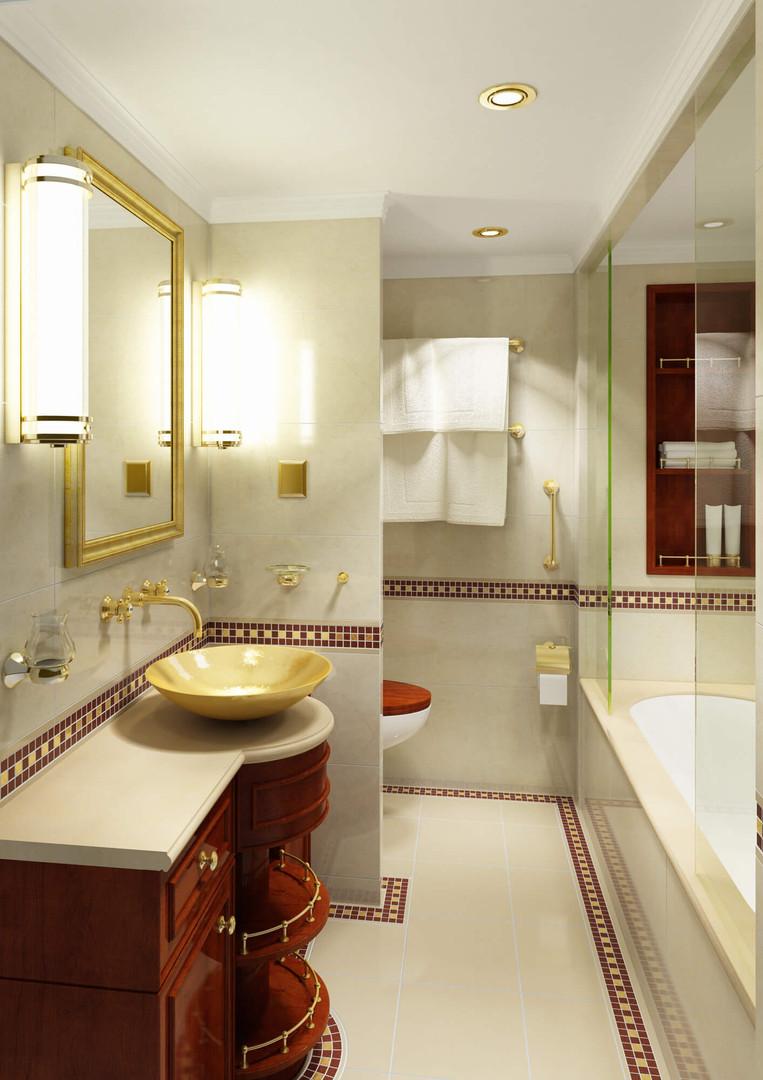 Badezimmer Junior Suite
