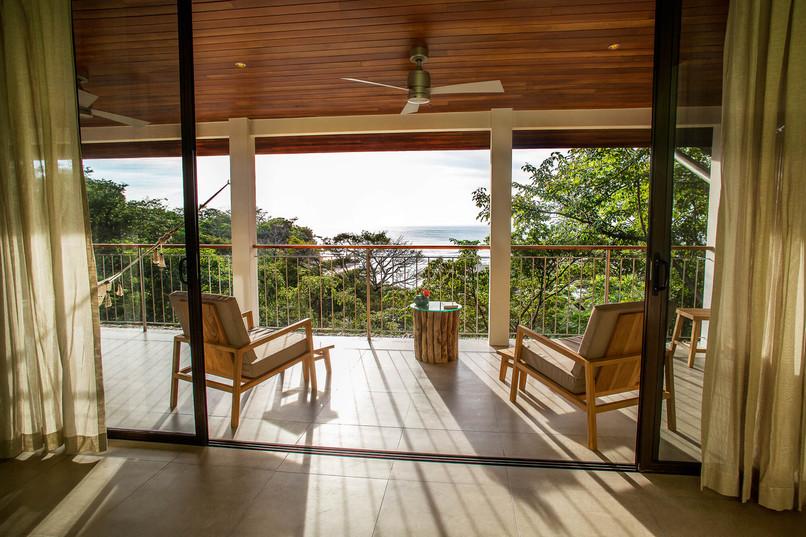Lagarta Lodge - Jungle Suite, Balkon