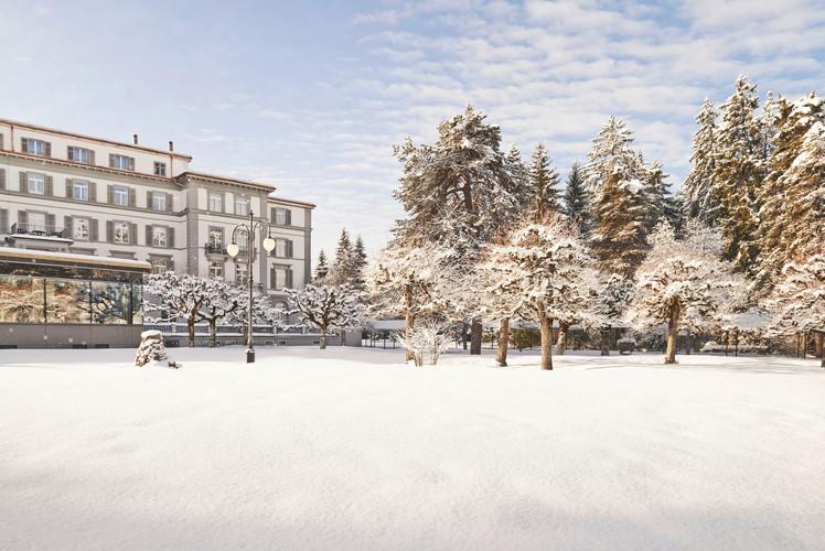 Grand Hotel Waldhaus Flims