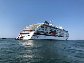 Auf Kreuzfahrt während Corona                 Ein Reisebericht - Teil 1