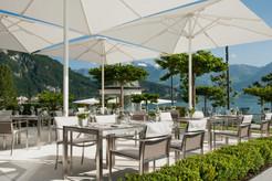 Restaurant Prisma, Terrasse