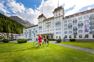 Aussenansicht Hotel