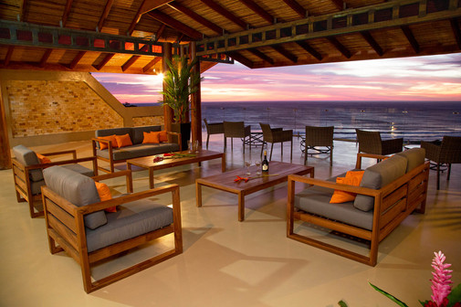 Lagarta Lodge - Gecko Lounge