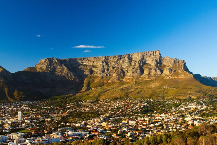Sehenswürdigkeit - Tafelberg