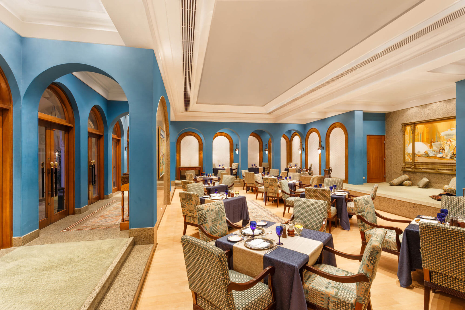 Restaurant Zafran