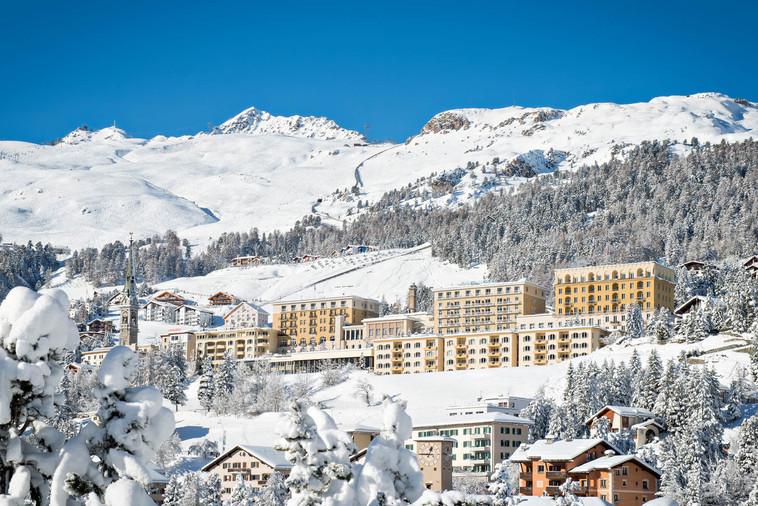 Hotel Kulm St. Moritz