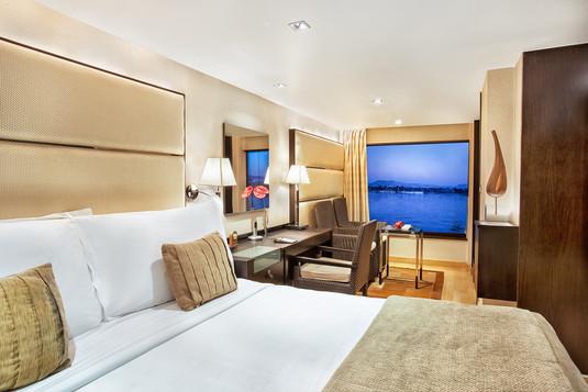Oberoi Zahra - Luxury Cabin