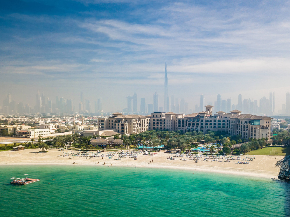 Four Seasons Dubai Jumeirah Beach