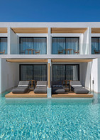 DeLuxe Suite Swim Up, Type A