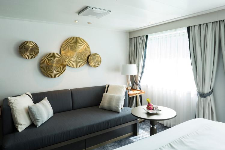 Wohnzimmer Owner's Suite