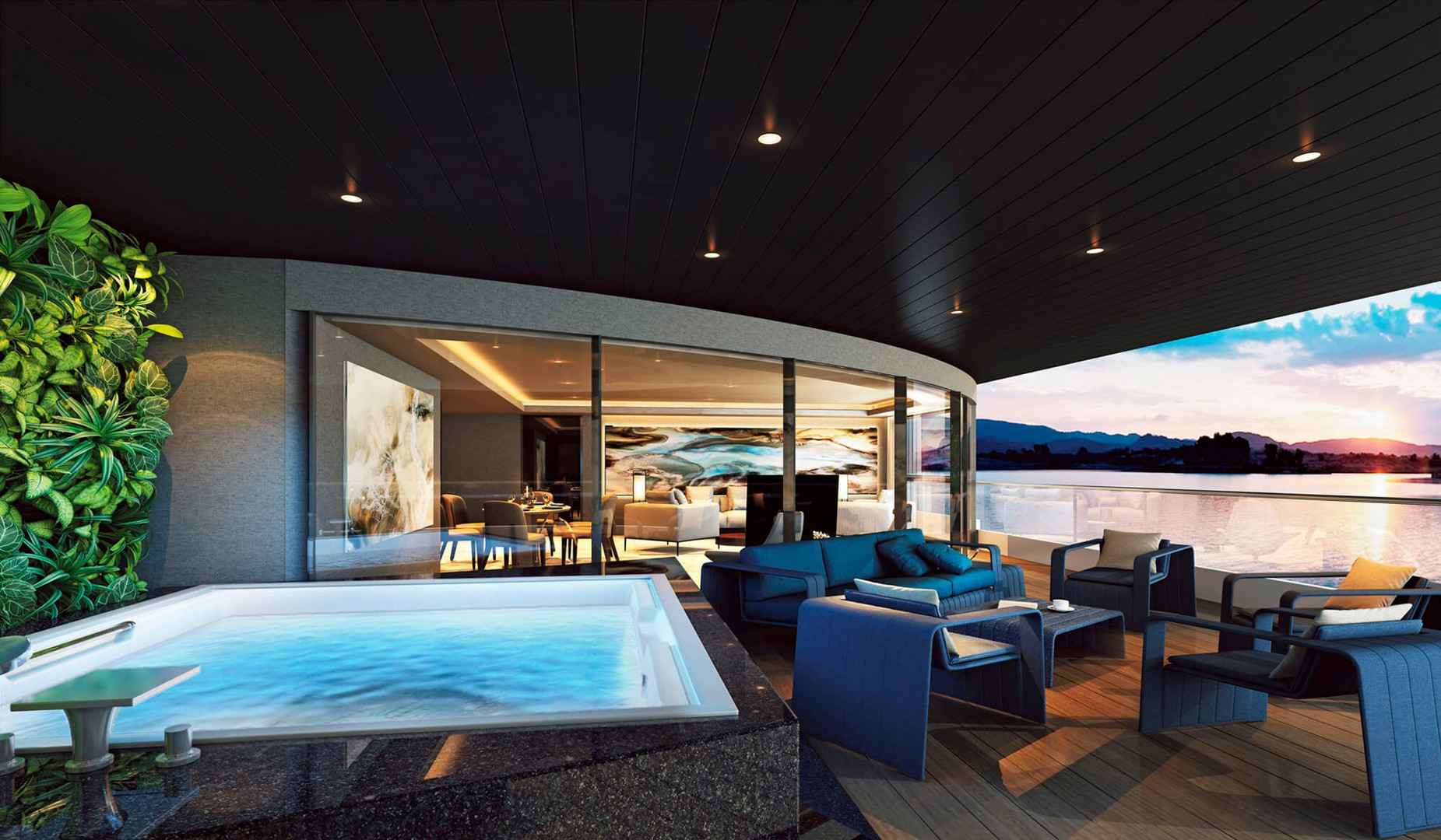 Owner's Penthouse