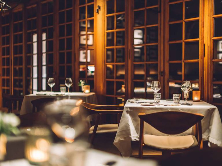 Restaurant Kulm Country Club