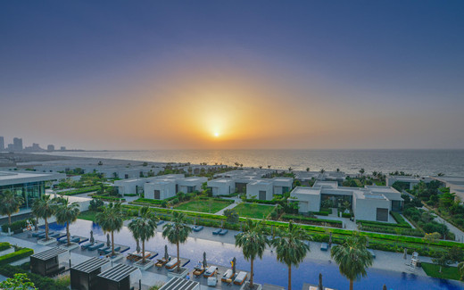 The Oberoi Beach Resort