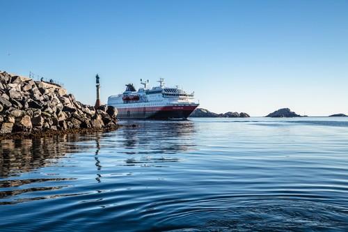 MS Polarlys, Fiskarkona in Lofoten
