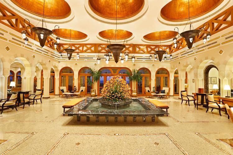 Oberoi Sahl Hasheesh Lobby