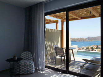 Double Room Superior Private Pool
