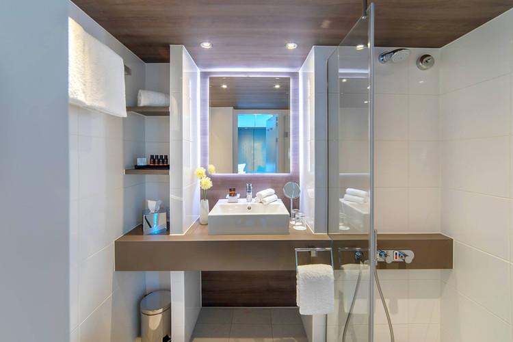 Suite, Badezimmer