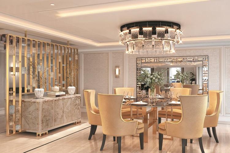 Wohnzimmer Regent Suite