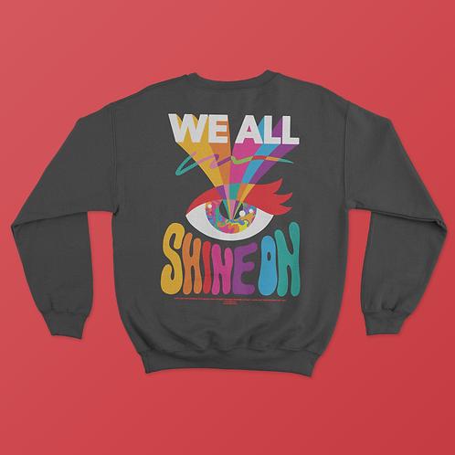 Tim Singleton / WE ALL SHINE ON Sweater