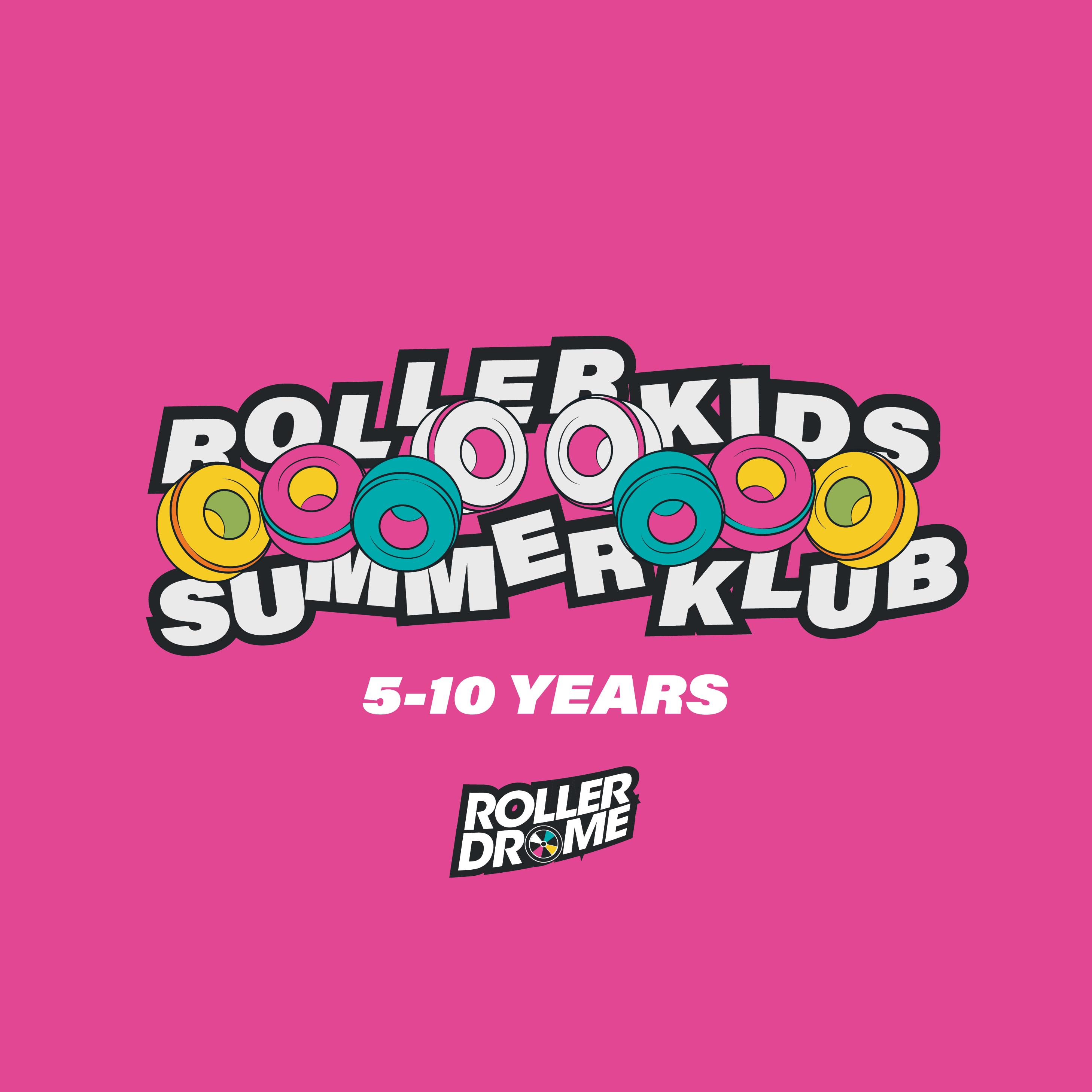 Rollerkids Summer Klub 5-10 years