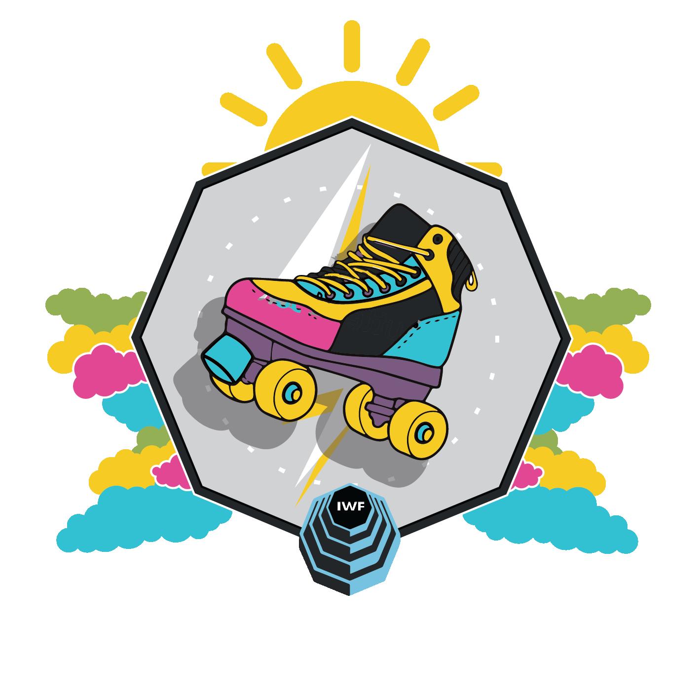 Family Friendly Skate @ IWF Rollerdrome