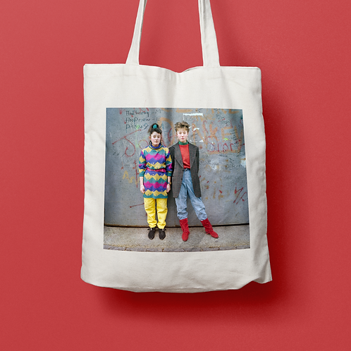 Rob Bremner / DOUBLE TROUBLE Tote