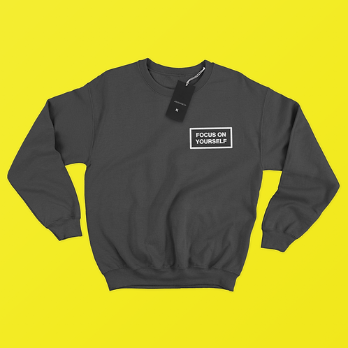 Meinhass / FOCUS ON YOURSELF Sweater