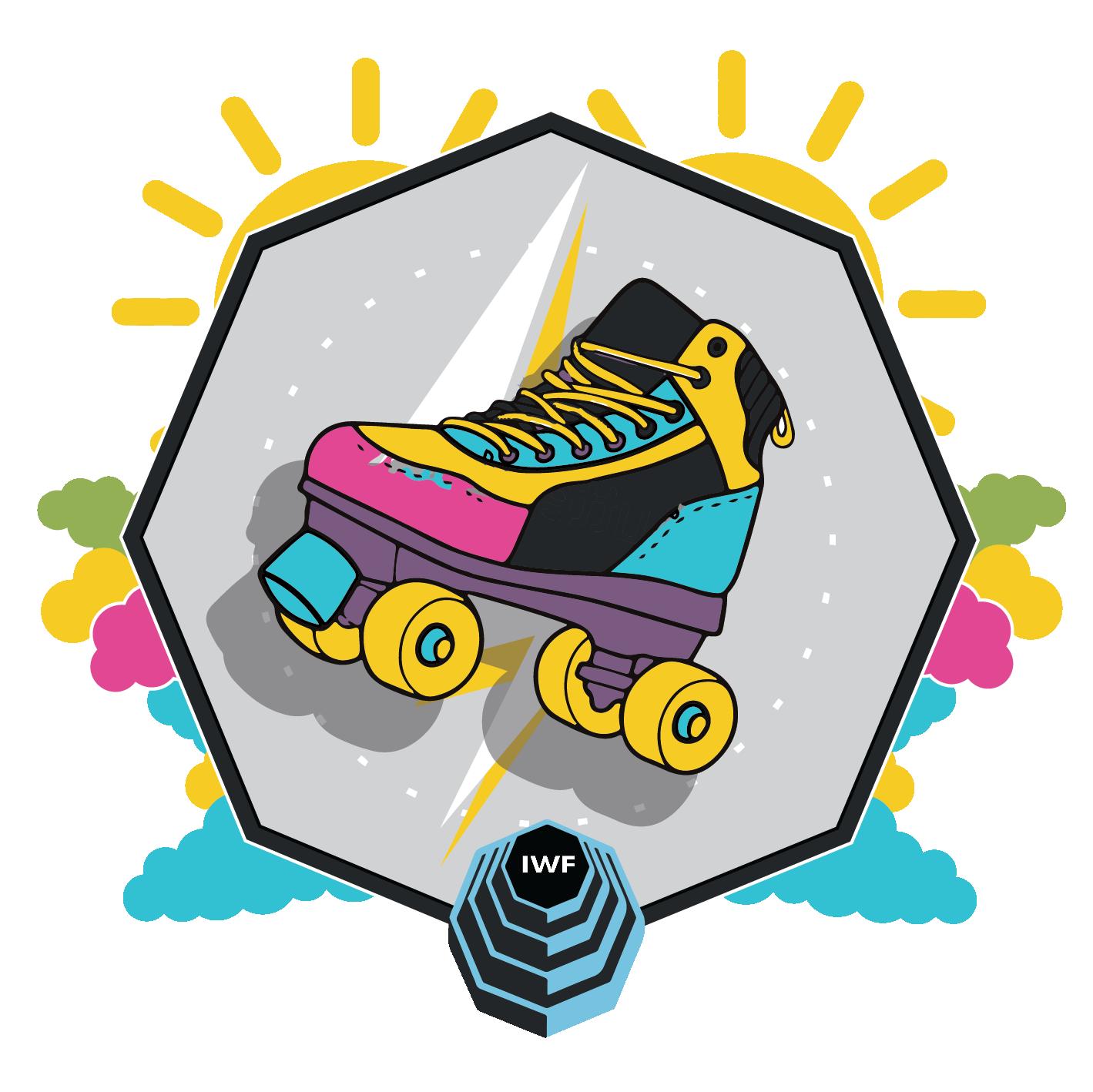 18+ Skate @ IWF Rollerdrome
