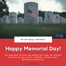 Memorial Day Wishes to all Veterans!