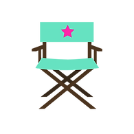 Movie director's Chair