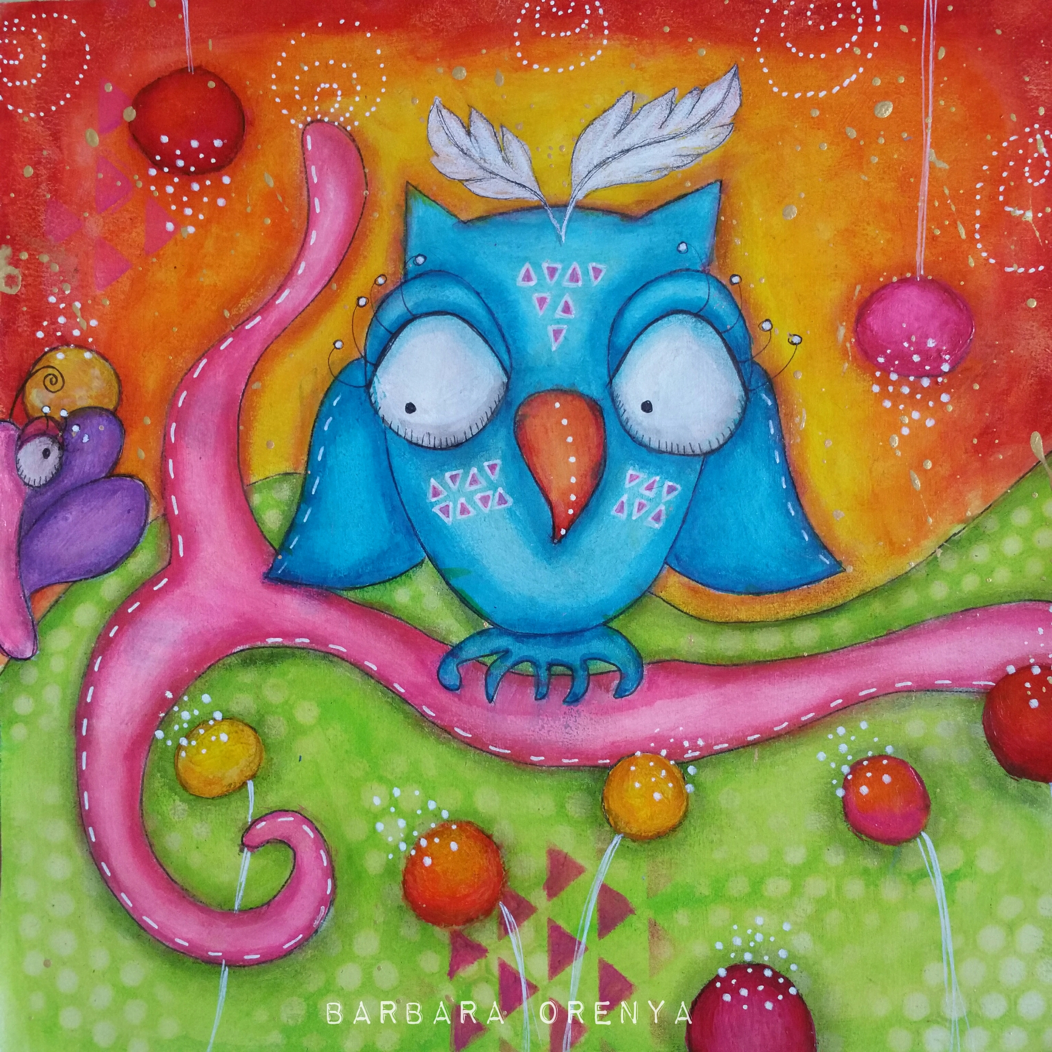 Owl-ala