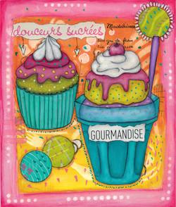 sweet gourmandise