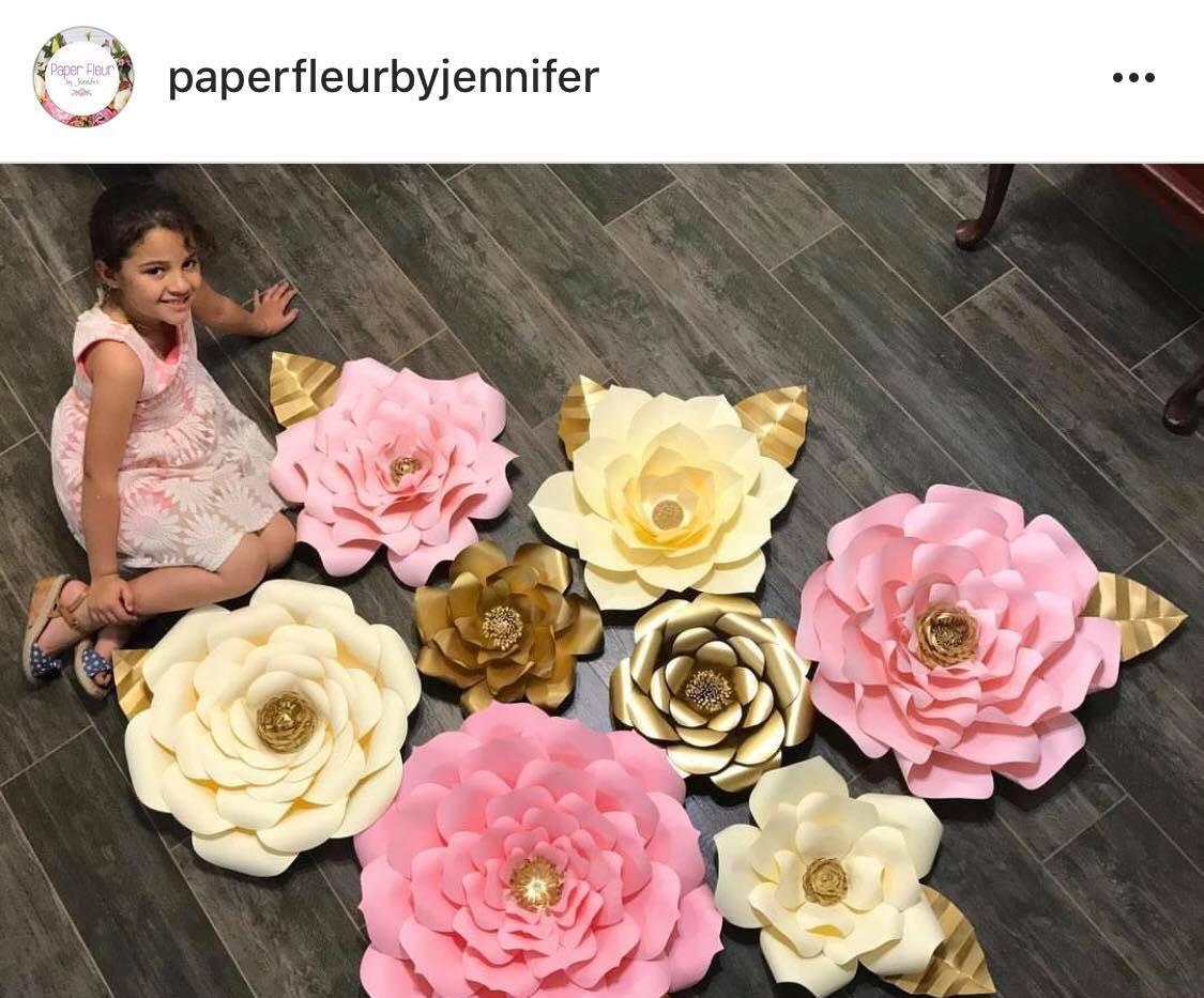 Paper Flowers Nursery