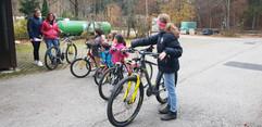 Spende Fahrradverleih Fritz Müller