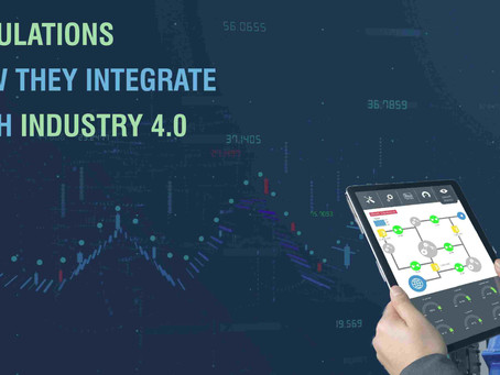 HOW THEY INTEGRATE WITH INDUSTRY 4.0 (Part 1)