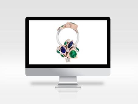 Custom Engagement Rings in Vermont
