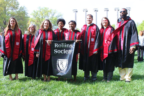2016 Rollins Society Inductee