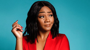 Tiffany Haddish protesting police violence with fur is the embodiment of weaponized oppression