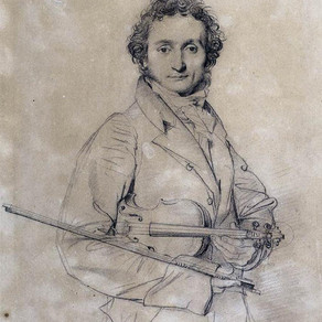 My Paganini article on Songbird Music Academy