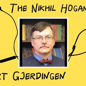 2nd Interview with Professor Robert Gjerdingen