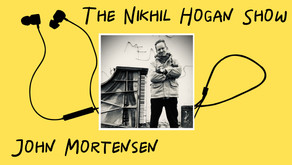 John Mortensen interview about new book