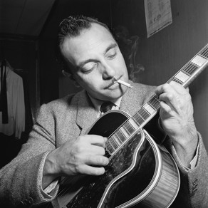 How did Django Reinhardt learn music?